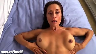 47 y.o. busty mom POV missionary fucked in casting interview